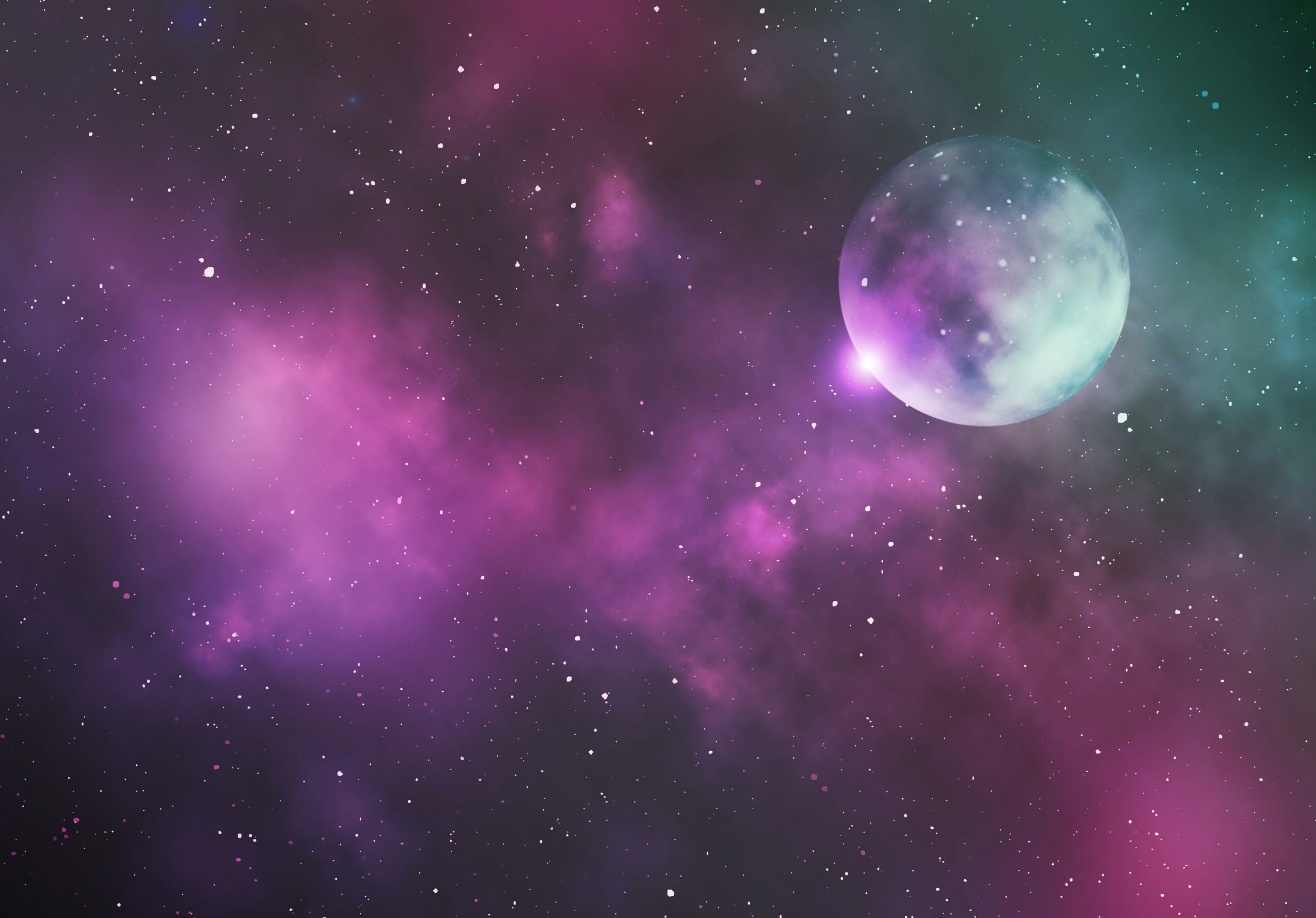 Moonology Beth Whitley