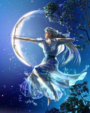 Beth Whitley Zen Zone Ann-Marie Full Moon Goddess Circle January